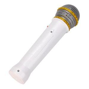 MICRO - KARAOKÉ Filles Garçons Microphone Mic Karaoké Chantant Kid