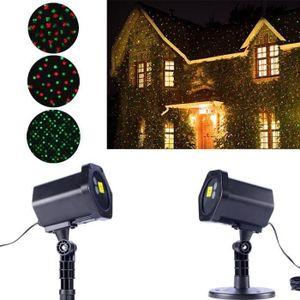 PROJECTEUR LASER NOËL Yorbay projecteur laser, projecteur extérieur Led