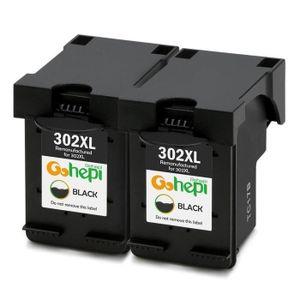 CARTOUCHE IMPRIMANTE Cartouches HP 302 xl Noir Compatible avec OfficeJe