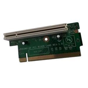 CARTE MÈRE Carte POCONO-GF PCI Riser Card REV1.0 1xPCI IBM Le