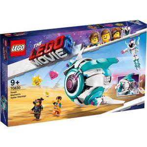 ASSEMBLAGE CONSTRUCTION LEGO® The Lego Movie 2 70830 Le vaisseau spatial S