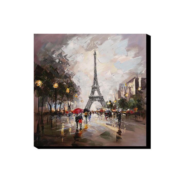 tableaux sur toiles peinture a la main abstrait huile achat vente tableaux sur toiles. Black Bedroom Furniture Sets. Home Design Ideas