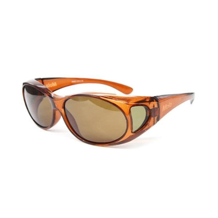 4c3495d325b669 Women Fit Plus de lunettes de soleil polarisées clip sur Rx Lunettes Petit  Driving 3YR8RW
