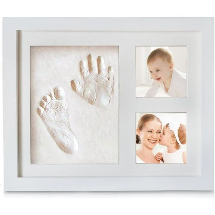 empreinte main pied de bebe achat vente empreinte main. Black Bedroom Furniture Sets. Home Design Ideas