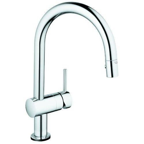 Grohe Minta Touch Mitigeur évier Tactile 2 Jets 31358000 Import