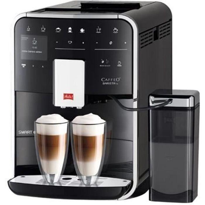 MACHINE À CAFÉ Melitta CAFFEO Barista TS Smart Machine à ...