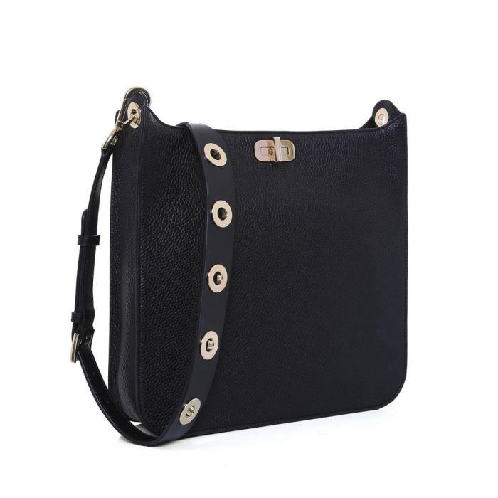73585b82d11f Michael Kors - SULLIVAN - sac femme à bandoulière en cuir - 30H6GUPM3L -  Couleur No