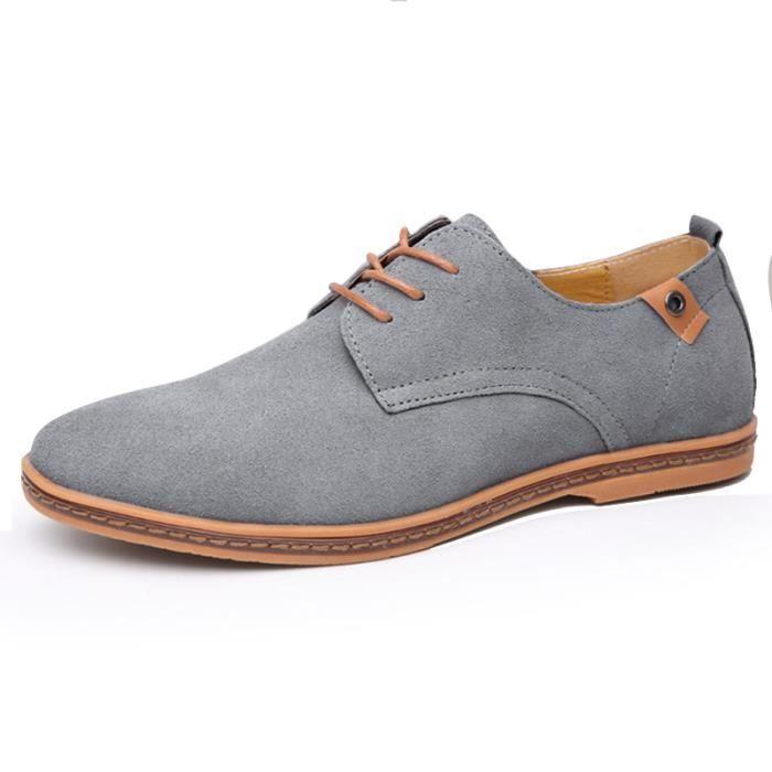 Cachemire chaussures en cuir chaussures de spor...