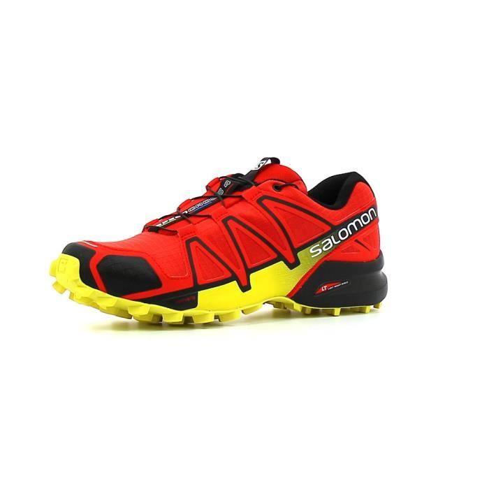 chaussure de trail salomon pas cher