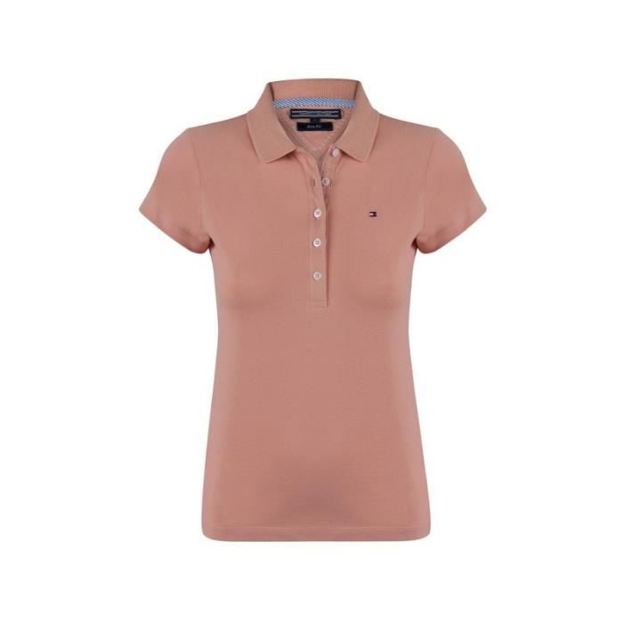 Tommy Hilfiger Polo Manches 12 Femme