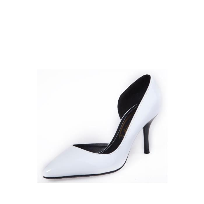Femmes Pompes Tous les orteils Assorti en cuir verni Chaussures Pointu 4408224