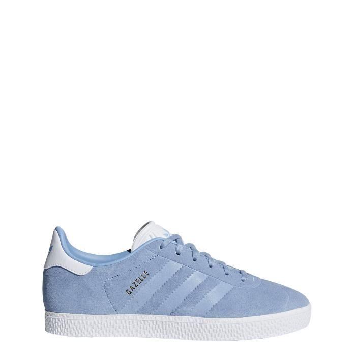 Adidas Baskets Garçon Gazelle J Bleu Bleu Bleu Achat
