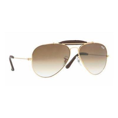 Lunettes Ray-Ban - 3422q (doré) Doré - Achat   Vente lunettes de ... 7b10eb05e684