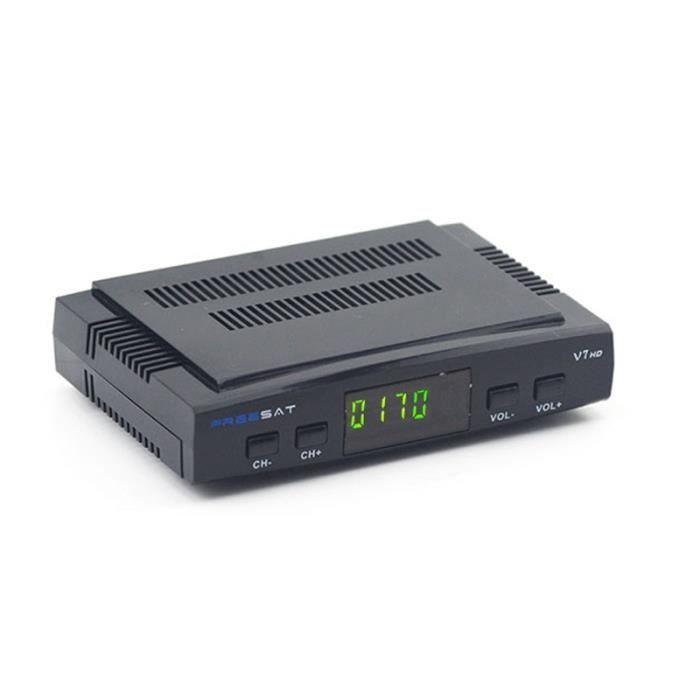Decodeur tnt numerique achat vente decodeur tnt numerique pas cher cdiscount - Decodeur satellite hd ...