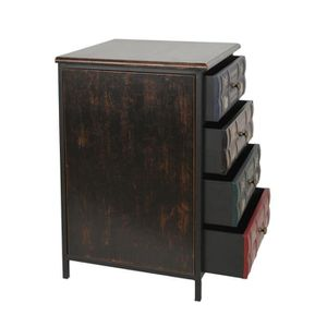 meuble style anglais achat vente meuble style anglais pas cher cdiscount. Black Bedroom Furniture Sets. Home Design Ideas