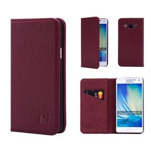 HOUSSE - ÉTUI Étui Samsung Galaxy A5 (2015) [Classic Wallet] en