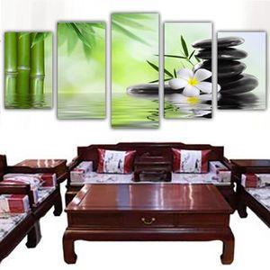 TABLEAU - TOILE Sans cadre moderne Art peinture à l'huile impressi
