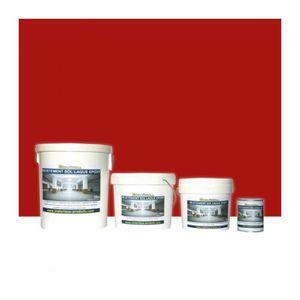 PEINTURE   VERNIS Peinture De Sol Laque Epoxy Rouge Brique 1kg