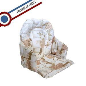coussin de chaise b b achat vente coussin de chaise b b pas cher french days d s le 27. Black Bedroom Furniture Sets. Home Design Ideas