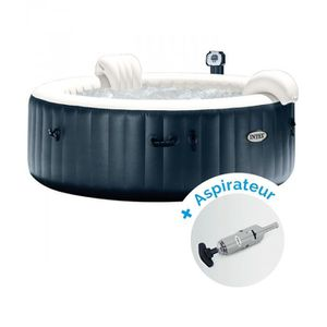 SPA COMPLET - KIT SPA Pack Spa gonflable Intex Pure Spa Plus Bulles 6 pe