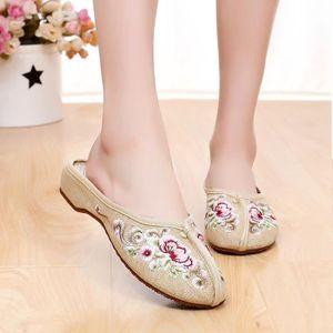 Napoulen®Mode sandales talons fins Wild peu profondes talons hauts pour femmes Beige-XPP71229734BG O8Iz2mfrj