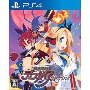 JEU PS4 Nippon Ichi Software Makai Senki Disgaea SONY PS4