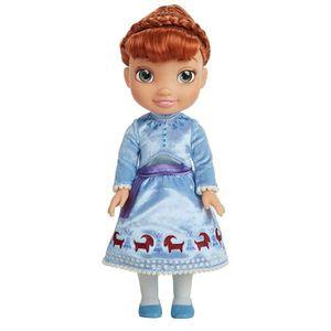 POUPÉE LA REINE DES NEIGES Poupée Elsa 38 cm