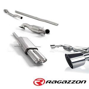 PIÈCE POT ECHAPPEMENT RAGAZZON - Tube remplacement cat. + tube remplacem