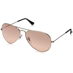 LUNETTES DE SOLEIL Ray-ban Aviator Sunglasses (silver) (0rb3025i003-3