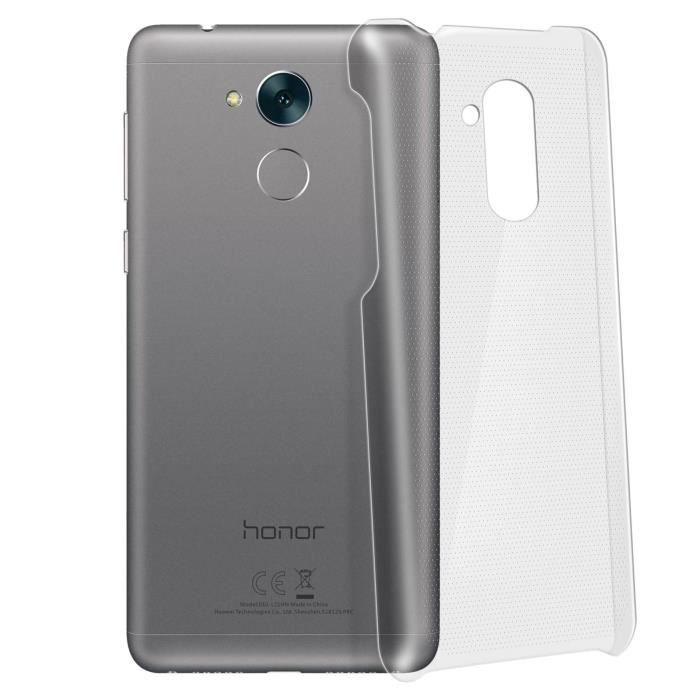 Coque Honor 6C Coque crystal ultra-transparente d'origine Huawei