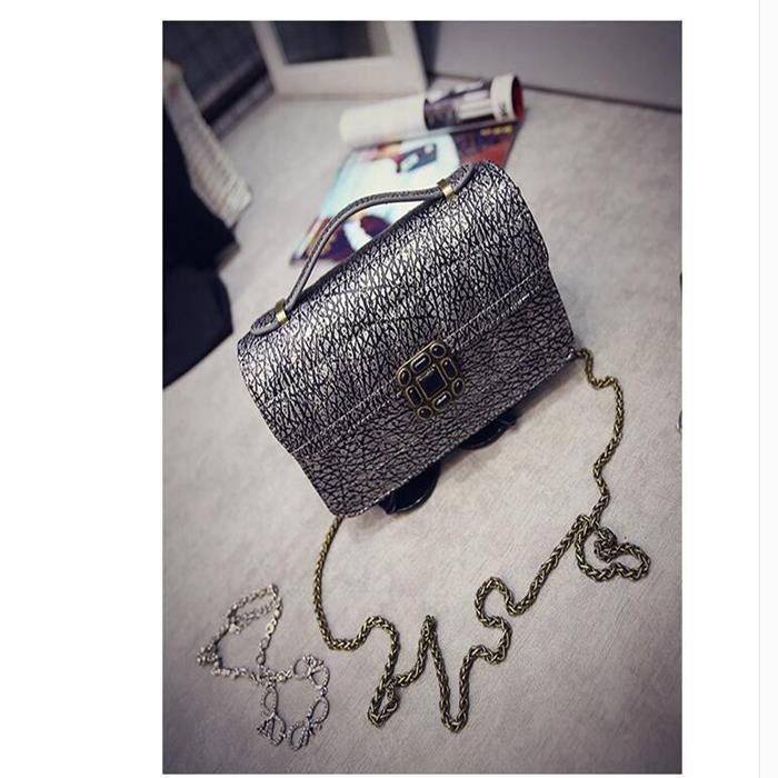 2fcf6385f4be GUCCI Imitation sac à main simple, sac Messenger de mode sac à bandoulière  nouveau sac à chaîne Lingge femmes