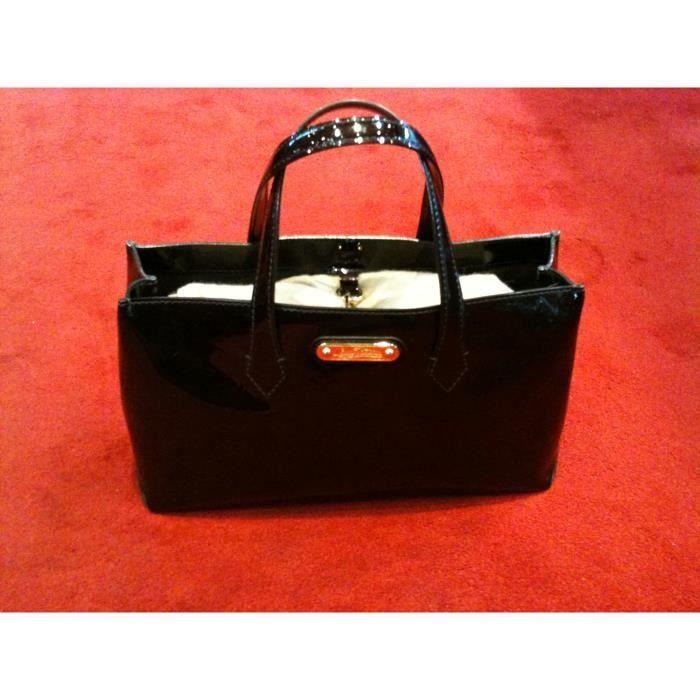 4dcf2be4623 Sac Louis Vuitton Wilshire en cuir vernis monogram - Achat   Vente ...