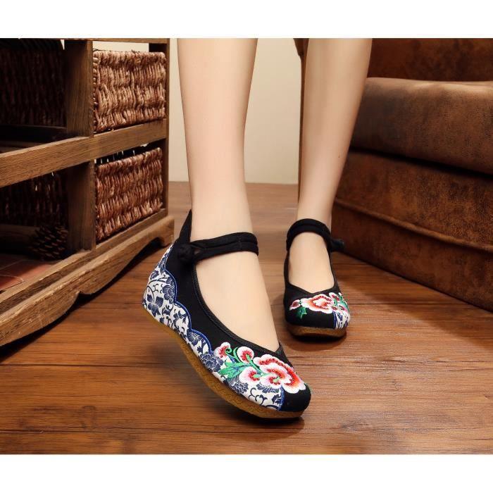 Escarpins compensées Chaussures Femme