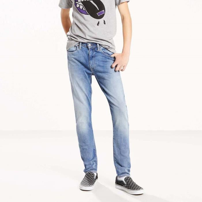 Fit Bleu L30 519 Homme Jeans Skinny Vêtements Levi´s Extreme w8Y4FOq