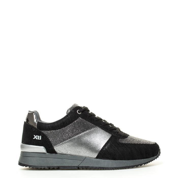 Xti - Chaussures noires Rocio