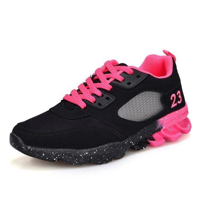 Sport De Chaussure Antichoc Athlétique Respirant Femme Caoutchouc hdtCsrQ