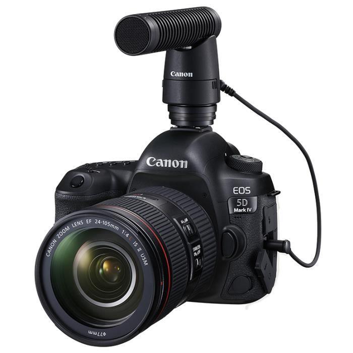 499fba92743346 VSHOP® Câble Audio et Vidéo pour appareil photo numérique Canon EOS 5D Mark  IV