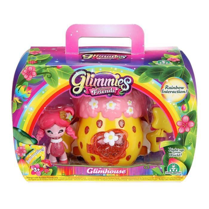MAISON POUPÉE GLIMMIES Maison de poupée Glimhouse - Mini Figurin