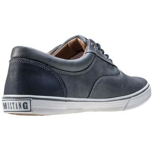 Mustang Casual Low Hommes Baskets Sky Blue - 46 EU 0aCvS0rw6t