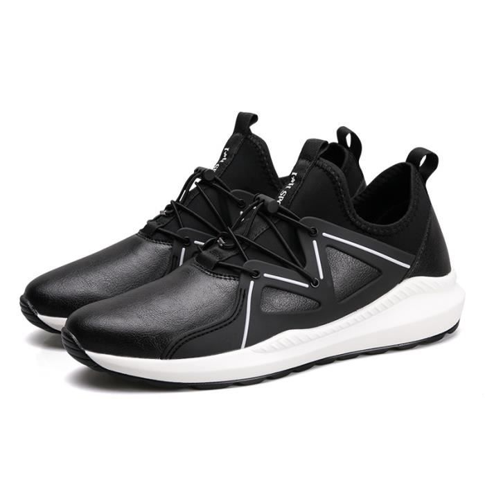 Léger Chaussures BMMJ Baskets 1 Ultra Homme XZ228Noir41 Respirant Jogging Chaussure Sport hiver ArYWSA8