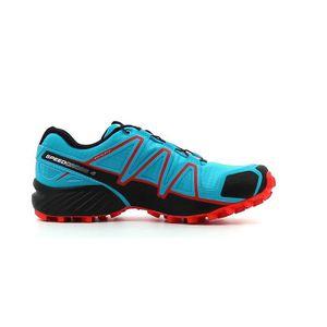 Homme Speedcross Vario 2 GTX Chaussures de Course à Pied Et Trail Running, Synthétique/Textile, Orange, Pointure: 40Salomon