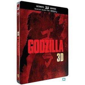 BLU-RAY FILM Blu-Ray 3D GODZILLA + Ultraviolet