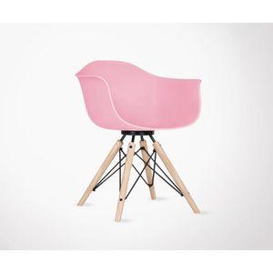 fauteuil scandinave couleur achat vente fauteuil scandinave couleur pas cher cdiscount. Black Bedroom Furniture Sets. Home Design Ideas