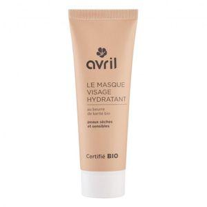 MASQUE VISAGE - PATCH AVRIL - Masque Visage Hydratant - pour Peaux Sèche