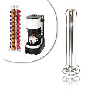 DISTRIBUTEUR CAPSULES Distributeur de capsules de café - port métallique