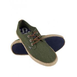 BASKET Chaussures Superdry Skipper Sage Green