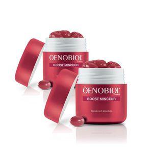 COMPLÉMENT MINCEUR boost minceur 2x90 capsules OENOBIOL