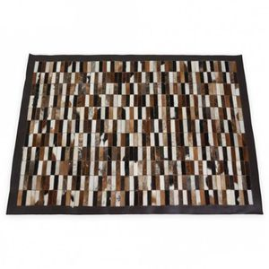 tapis cuir achat vente tapis cuir pas cher soldes d s le 10 janvier cdiscount. Black Bedroom Furniture Sets. Home Design Ideas