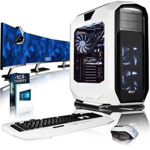 UNITÉ CENTRALE + ÉCRAN VIBOX Rapture S580-771 PC Gamer Ordinateur avec Je