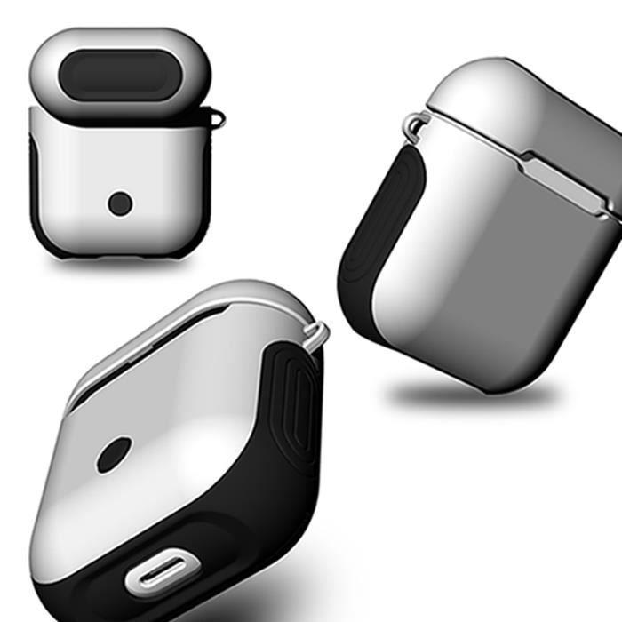 HOUSSE TABLETTE TACTILE Coque Apple AirPods antichoc couverture de silicon